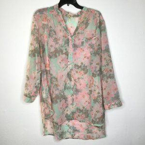 Truth NYC Plus Size Floral Top Size 2X